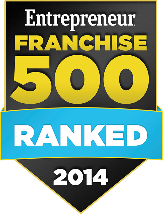 #140 - 2014 Entreprenuer Magazine Top 200 Global Franchises